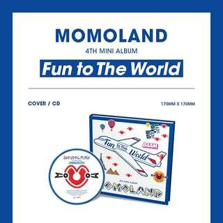 MOMOLAND-FUN TO THE WORLD