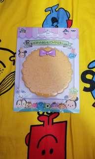 全新日本一番賞迪士尼Tsum Tsum E賞 餅乾形鏡