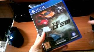 The crew ps4 (Nego)