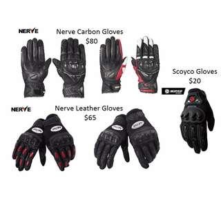 Nerve / Scoyco Gloves