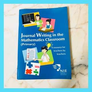 Journal Writing in the Mathematics Classroom