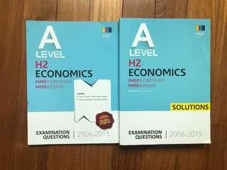 H2 Economics TYS with Answer Key