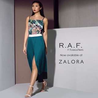 R.A.F by Plains and Prints