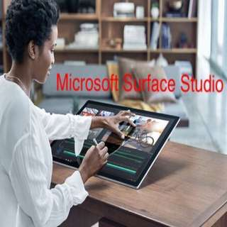 Microsoft Suface Studio
