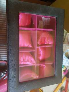 Watch box Pink