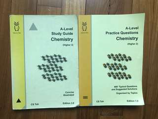 Step-by-step A Level Chemistry Guide and Practise Questions
