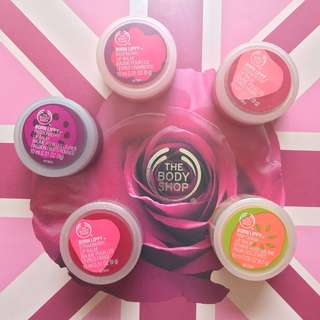 Born Lippy The Body Shop