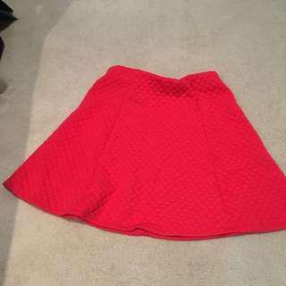 Sportsgirl coral pink skirt 🔥🔥