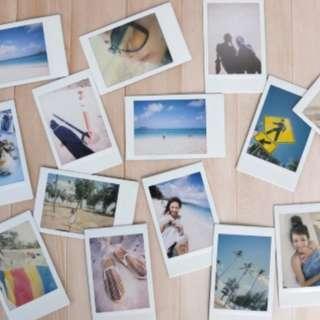 Polaroid Photo Printing Service [FUJIFLIM INSTAX]  #midyearsale