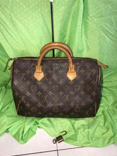 Lv speedy 30 monogram