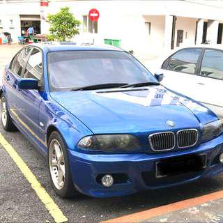BMW E46 Immaculate condition