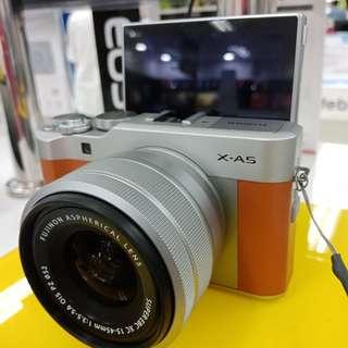 Kredit Kamera FUJIFILM XA5