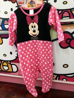Disney Baby Minnie Mouse jumpsuit