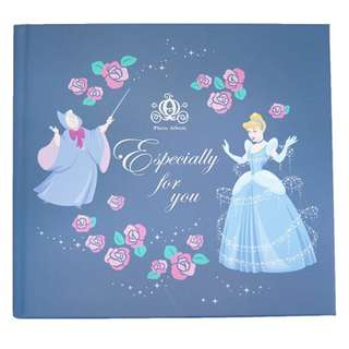 [BNIB] Disney Cinderella Photo Album Pop-Up Album, Made in Japan