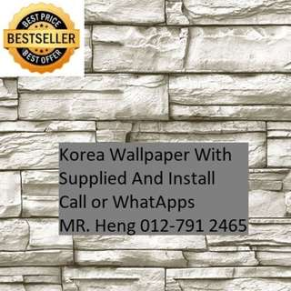 Bandar perda Wallpaper Service Call Mr. Heng 012-7912465
