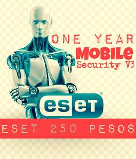 ESET Php 250 ( 1 Year Mobile Security V3)