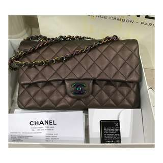 Authentic Chanel Classic Medium Limited Edition