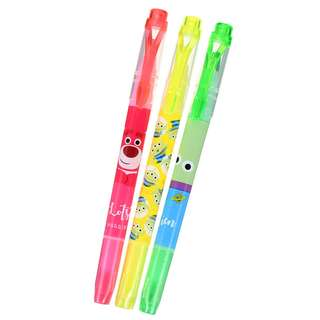 Japan Disneystore Disney Store Toy Story Lotso Aliens Propus Window Highlighter Pen