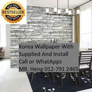 Batu Maung Wallpaper Service Call Mr. Heng 012-7912465