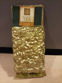 Oolong tea from thailand