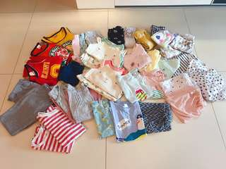 Girl Korea Outfit Bundle -$100