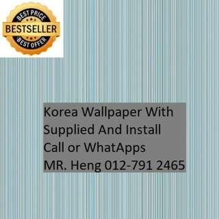 Berapit Wallpaper Service Call Mr. Heng 012-7912465