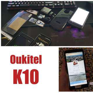 Oukitel K10 -11000mAh- 6GB RAM