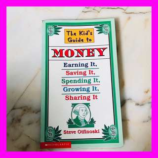Scholastic The Kid's Guide to Money