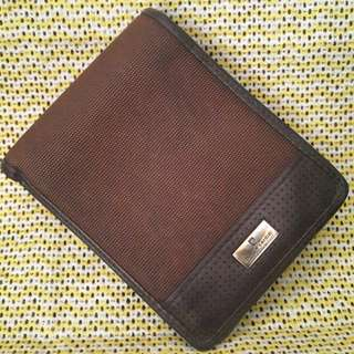 Pierre Cardin Brown Folded Wallet
