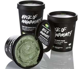 Lush Mask of Magnaminty 125gr