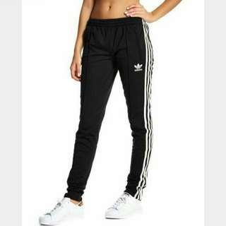 BRAND NEW AUTHENTIC ADIDAS TRACK PANTS