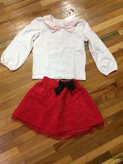 Janie and Jack Girl Set 2T