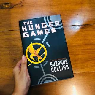 Hunger Games (Hardbound)