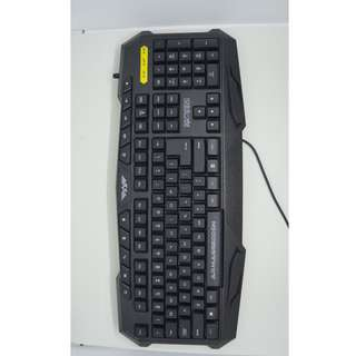 keyboard gaming armaggeddon AK-550I