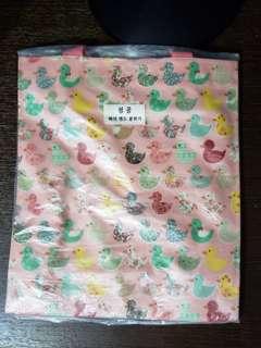 韓國防水鴨仔袋