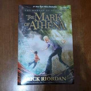 The Mark Of Athena (Terjemahan)