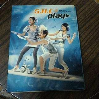 SHE Selina Hebe Ella Play 2CD