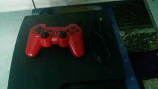 Ps3 (used) with free 1 game (sims)