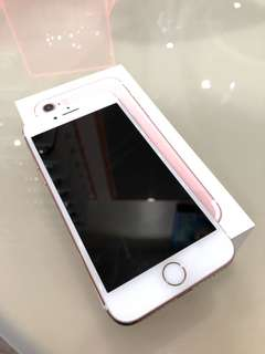 Apple IPhone 7 128 Rose Gold