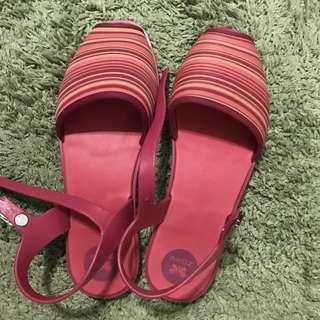 Zaxy Pink Sandals