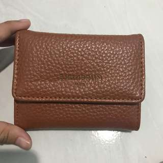 Burn burn wallet