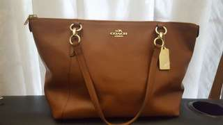 Brown Coach Bag (ORIGINAL)