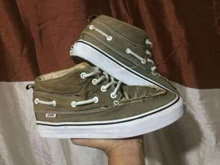 Vans Zapato high
