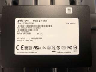 🚚 SSD 1TB 2.5inch SATA3
