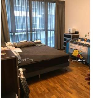 Rental for Euhabitat condo master room near Enuos