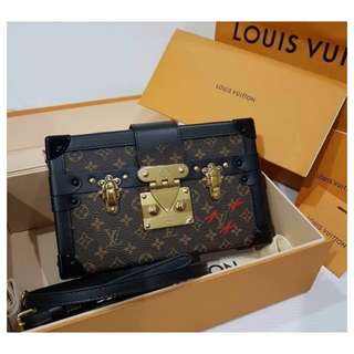 Authentic Louis Vuitton Petite Malle