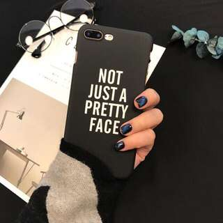 🌼C-1127 Not Just A Pretty Face Case🌼
