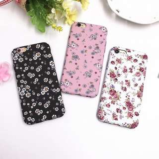 🌼C-1134 Fashion Floral Hard Case🌼