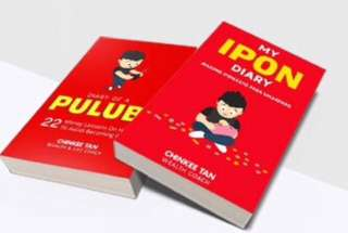 BUY1 TAKE1- chinkee tan books - my ipon diary and diary ng pulubi