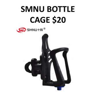 SMNU WATER BOTTLE CAGE/WATER BOTTLE HOLDER